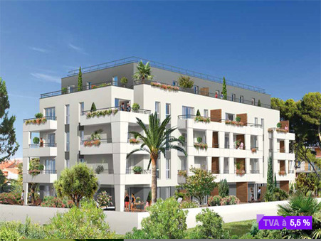 Achat neuf marseille 58 m²  232 000  €