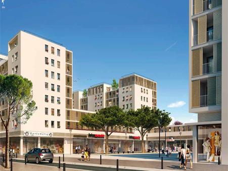 Achat neuf marseille 59 m²  188 000  €