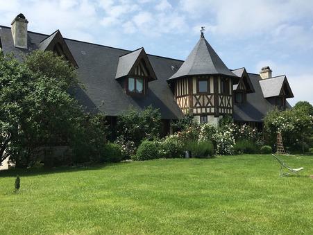 vente propriete Deauville 1180000 €