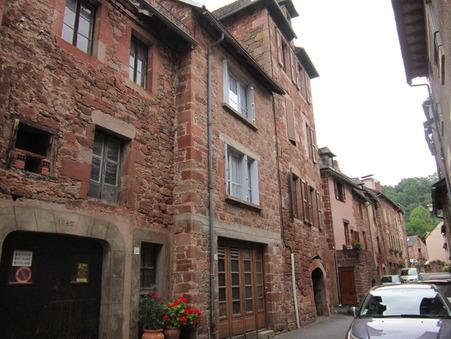 vente maison Villecomtal 52 000  € 90 m²