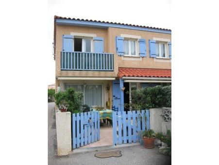 A vendre maison le barcares  182 000  €