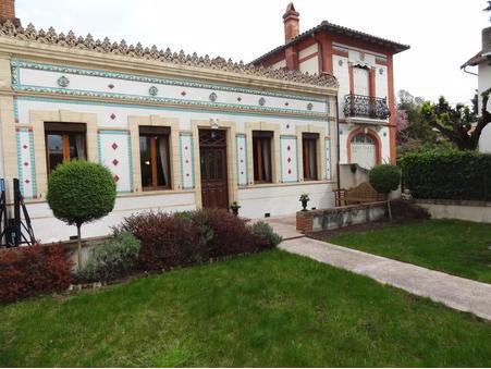 01 vente maison Toulouse 622000 €