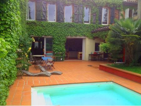 Vente maison Toulouse 240 m² 0  €