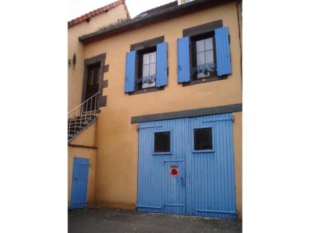 vente maison St pourcain sur sioule 138600 €