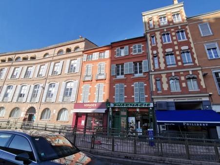 location appartement Toulouse 40.36m2 780€