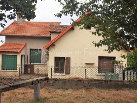 Vente maison St pourcain sur sioule 79 m² 33 000  €