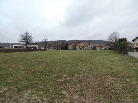 vente terrain Eydoche 42 000  € 1580 m²