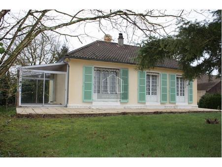 Achat maison ENTRE ANET ET HOUDAN 83 m²  182 900  €