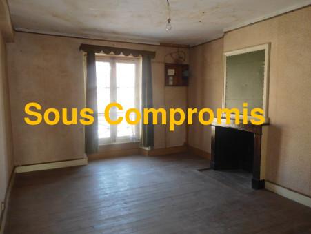 A vendre maison La cote st andre 98 000  €