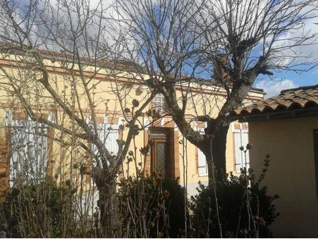 vente maison TOULOUSE  299 000  € 85 m²