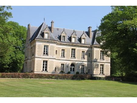 vente chateau  750m2 0€