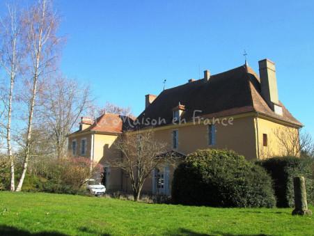 vente chateau St pourcain sur sioule 750000 €