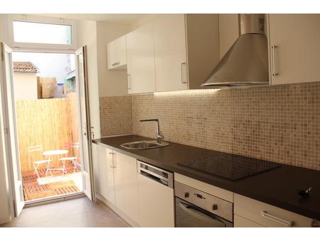 vente appartement Nice 63m2 258000€
