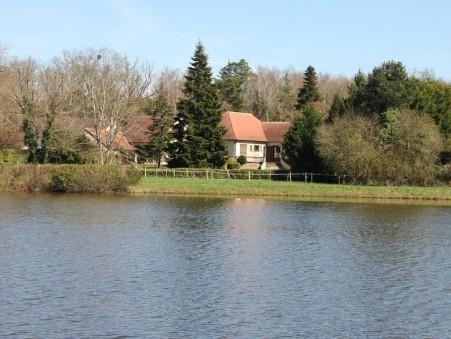 vente maison Neuvy sur barangeon 260m2 430500€