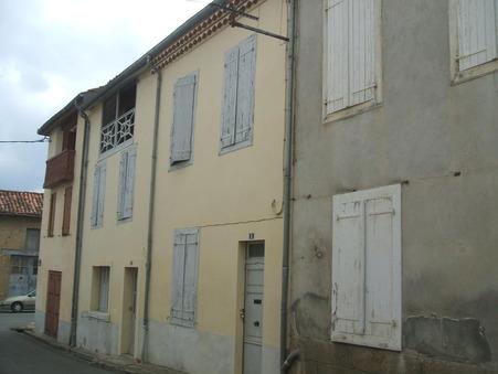Vendre maison Boulogne sur gesse 85 000  €