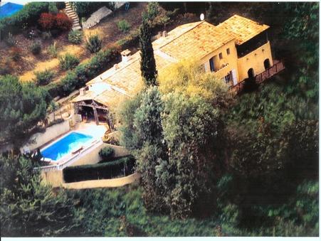 Vente maison St Paul de Vence 1 600 000  €