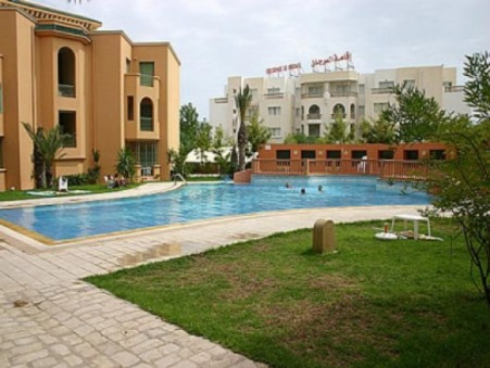 location appartement hammamet  160  € 42 m²