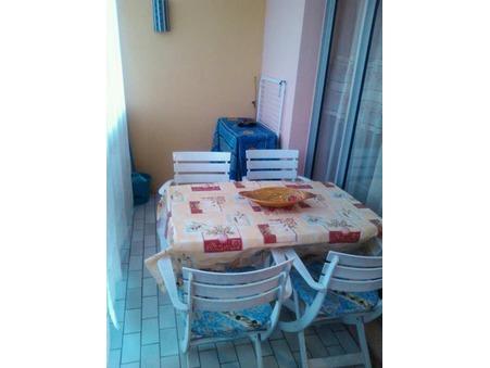 Vente appartement LE CAP D'AGDE  118 000  €