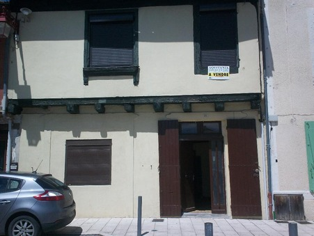 vente maison casseneuil 54 500  € 124 m²