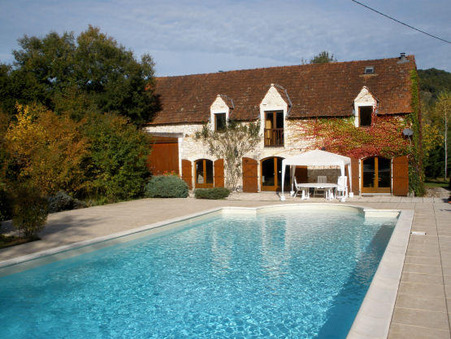vente maison NADAILLAC DE ROUGE  299 000  € 165 m²