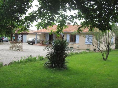 Vends maison sainte livrade sur lot  185 000  €