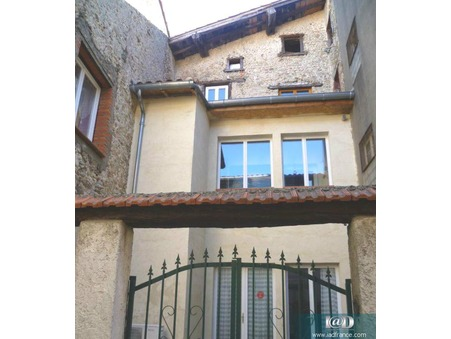 Vends maison MAZAMET  139 000  €