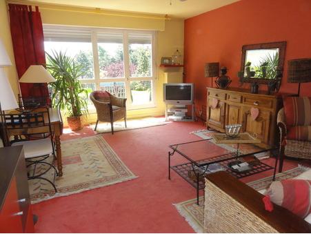 Vente appartement Deauville 70 m²  231 000  €
