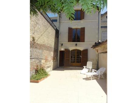 vente maison Deauville 598000 €