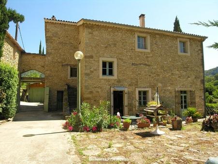 Vente maison Pernes les fontaines 350 m² 1 250 000  €