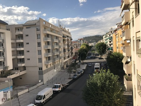 location appartement Nice 650 €