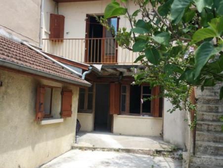 A vendre maison CRANSAC 30 000  €