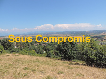 vente terrain LA COTE ST ANDRE 70 000  € 4726 m²