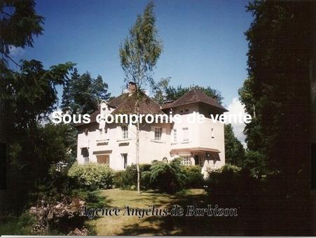 vente maison BARBIZON 2 200 000  € 500 m²