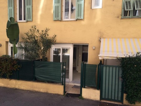 Louer appartement Nice 14 m²  400  €