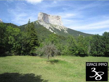 vente terrain Chichilianne 75 000  € 1787 m²