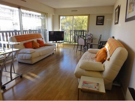 Vente appartement Deauville 47 m²  262 500  €
