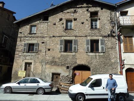 vente maison Fontan 98 500  € 75 m²