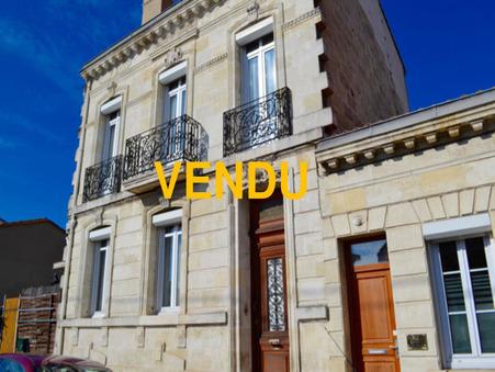 A vendre maison BORDEAUX  569 000  €