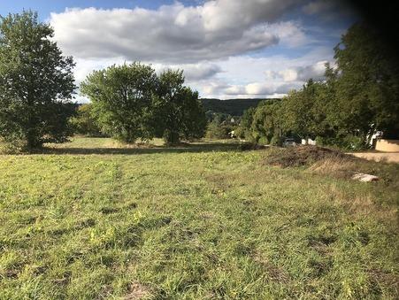 Vente terrain Cahors 38 000  €