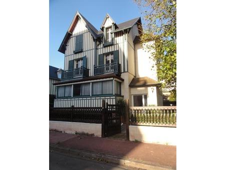 vente maison Deauville 1260000 €