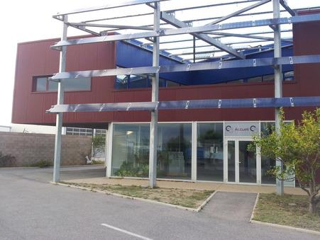 Loue entrepots plainpied PERPIGNAN 570 m² 3 000  €