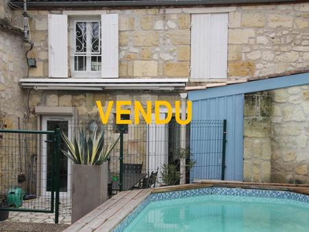 Vends maison ST ANDRE DE CUBZAC  202 000  €