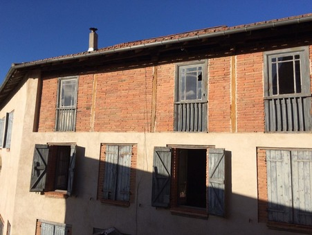 A vendre maison L'isle en dodon 98 500  €