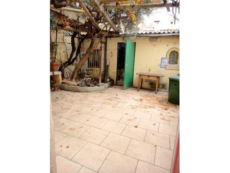 vente maison MARSEILLE 16EME ARRONDISSEMENT  215 000  € 110 m�