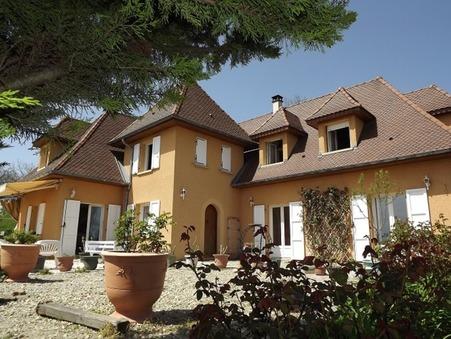 vente maison LA COTE ST ANDRE 250m2 395000€