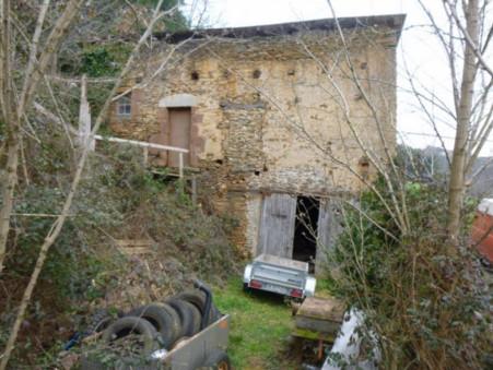 Vente maison CONQUES 28 000  €