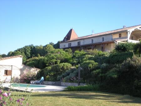 Vente maison Duras  817 400  €