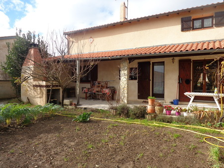 vente maison PINS JUSTARET 282000 €