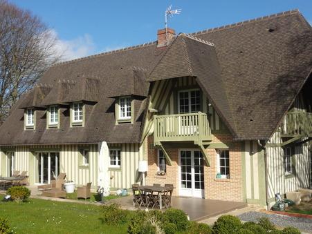 vente maison DEAUVILLE 1575000 €