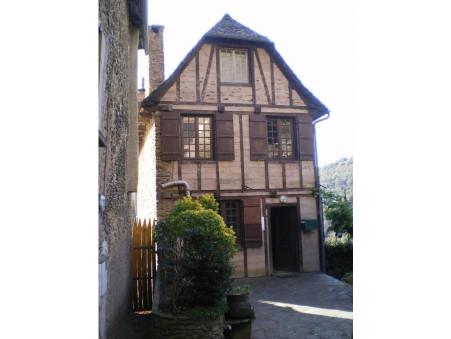 Achat maison CONQUES  126 960  €